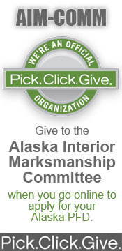 Pick. Click. Give. to AIM-COMM